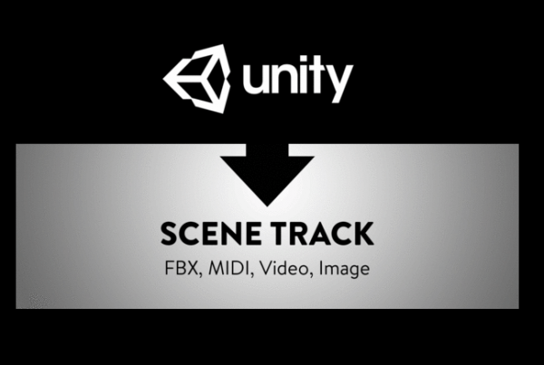 Scene Track pluging Unity Maya ED Films