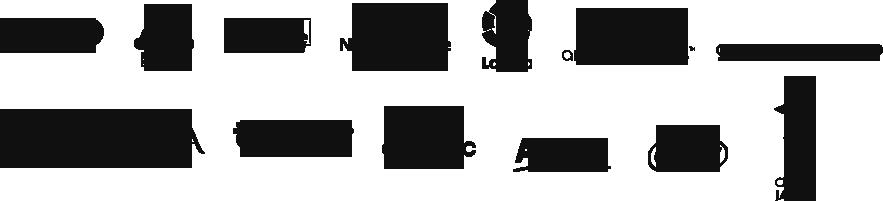 morgana studios logos clientes