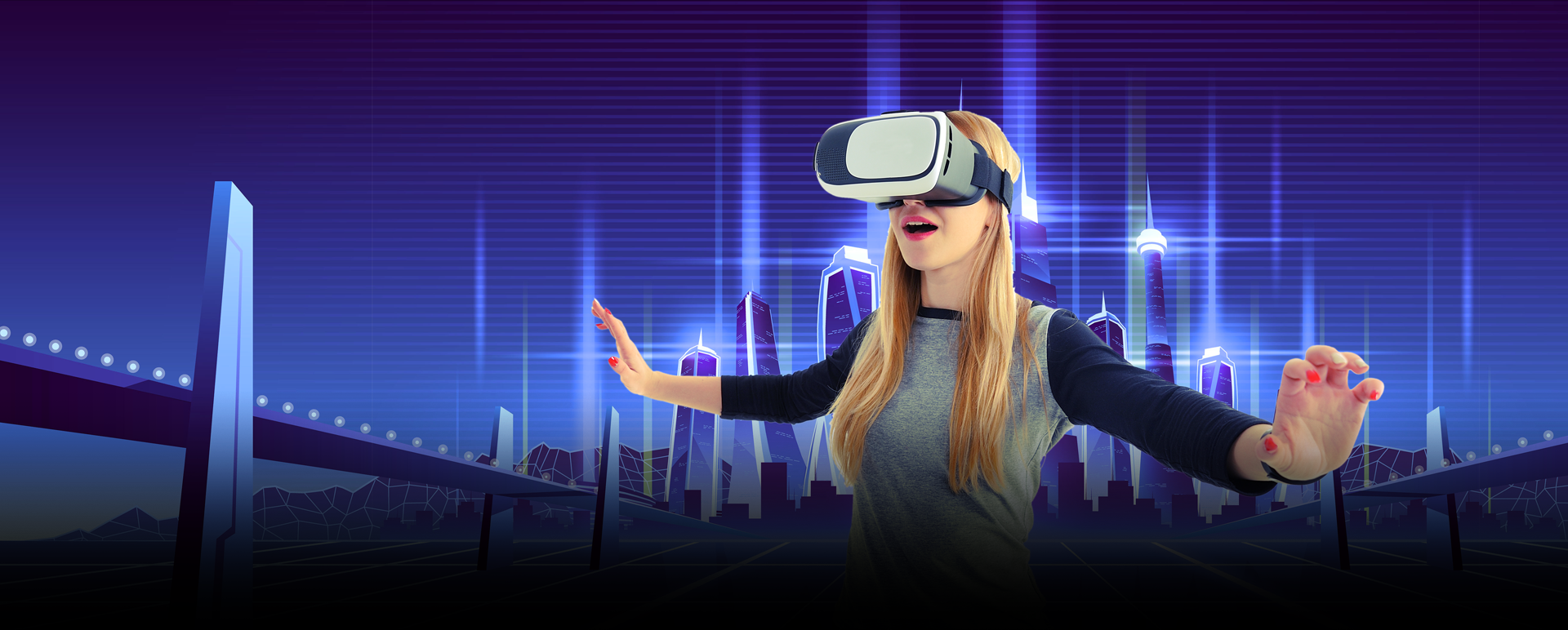 virtual reality VR morgana studios immersive tecnology