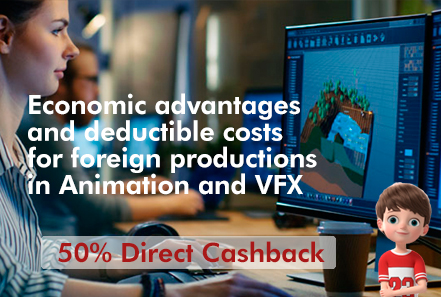 economic-advantages-deductible-cost-tax-rebate-Canary-Islands-foreign-productions-in-Animation-VFX-morgana-studios